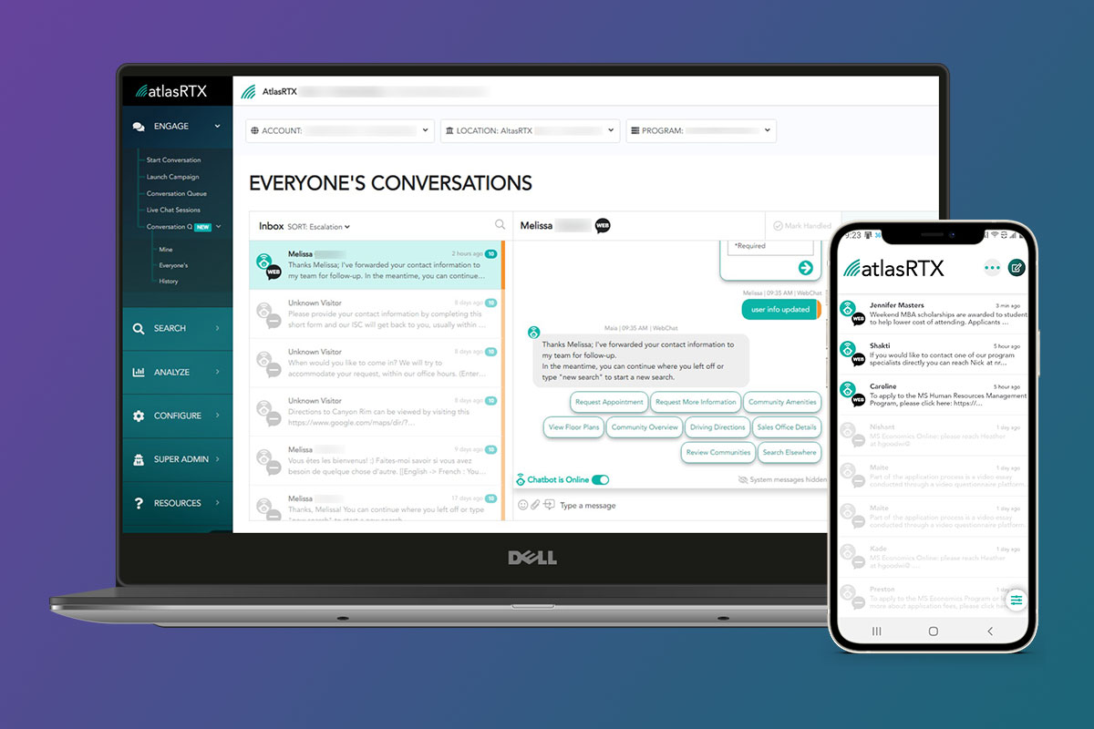 AtlasRTX launches new Mobile Messenger app for real-time client engagement